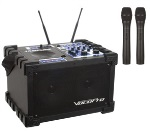 Vocopro JAMCUBE2 w/ Recorder & 2 Wireless Mics