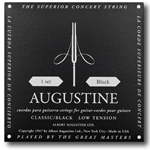 Augustine Low Tension Black Classical Strings