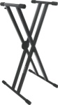 On-Stage Pro Double X Keyboard Stand