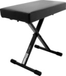 On-Stage Deluxe X Style  Keyboard Bench