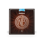 D'Addario Nickel Bronze Acoustic, Light, 12-53