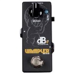 Wampler DB+ Boost / Independent Buffer Pedal