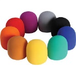 9 Pack Colored Windscreens