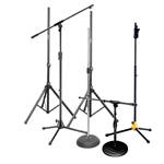 Mic and Speaker Stands