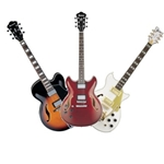 Hollowbody and Semi-Hollowbody Guitars