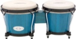 Toca Synergy Series Bongos (Blue)
