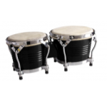 Stagg Bongos (Black)