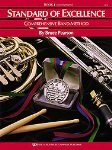 Standard of Excellence Baritone T.C. Book 1