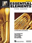Essential Elements 2000 - Tuba book 1