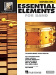Essential Elements 2000plus Percussion book 1