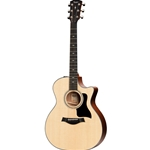 Taylor 314ce Series Grand Auditorium Acoustic-Electric Guitar - Natural