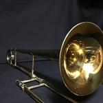 Preowned King 606 Trombone