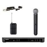 Shure BLX1288/PG85 Dual Lavalier/Hand Held System