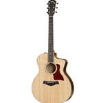 Taylor 214ce-K DLX Deluxe Acoustic Electric Guitar - Natural