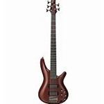 Ibanez  SR305E  Bass Guitar Root Beer Metallic