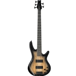 Ibanez  GSR205 5- String Bass Guitar Natural Gray Burst