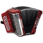 Hohner RAYO In G Accordian