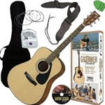 Yamaha Gigmaker Acoustic Guitar Pack