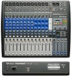 PreSonos18-Channel Hybrid Digital/Analog Performance Mixer