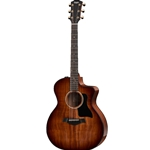 Taylor 224ce-K Deluxe Acoustic-Electric Guitar - Koa