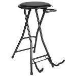 Guitarist Stool & Footrest