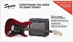 Fender PK STRAT HSS 15G CAR Electric Guitar