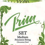Prim Steelcore Violin Strings 4/4