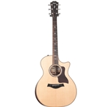 Taylor 814ce DLX V-Class Grand Auditorium Acoustic Electric Guitar