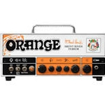 Orange Brent Hinds Terror Guitar Head