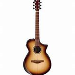 Ibanez AEW SERIES Acoustic Electric Guitar -  Coffee Burst