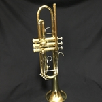 Preowned Bach Soloist Trumpet