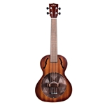 Kala Mahogany Burst Tenor Resonator Ukul
