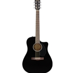 Fender CD-60SCE / BLK WN