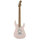 Charvel Pro Mod DK24 HSS 2-Point Trem - Shell Pink w/ Roasted Maple Neck