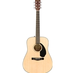 Fender CD-60S Dread Nat Acoustic Guitar