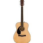 Fender CC-60S Left Handed Acoustic Guitar