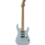 Charvel Pro Mod DK24 HSS Electric Guitar w/ Roasted Maple Neck - Flat Grey