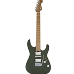 Charvel ProMod DK24 Matte Army DrabElectric Guitar