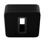 Sonos Wireless Powered Subwoofer Gloss Black