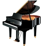 Yamaha Disklavier Player Grand Piano Polished Ebony