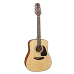 Takamine GD30CE 12 String Acustic Electric Guitar Natural