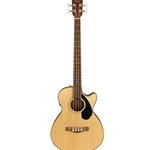 Fender CB-60SCE, Natural, Acoustic Bass