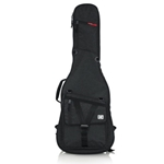 Gator Electric Guitar Transit Series Gig Bag with Charcoal Black Exterior