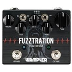 Wampler Fuzztration Fuzz With Octave Pedal