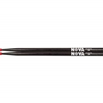 NOVA 5AN Nylon Tip Black Drum Sticks