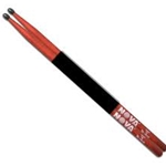 NOVA 7AN Nylon Tip Red Drum Sticks
