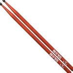 NOVA 5AN Nylon Tip Red Drum Sticks