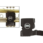 Bach Black Leather Valve Guard