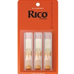 Rico Bb Clarinet #3 Reeds Box of 3