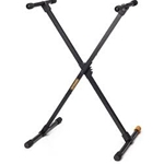 Hercules TRAVLITE SINGLE X-KEYBOARD STAND